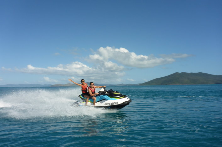 Whitsunday Jet Ski