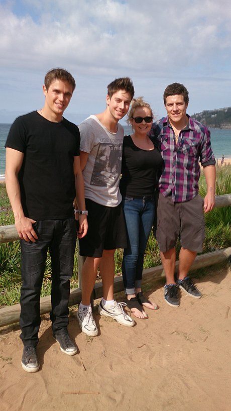snbt Home and Away Tour & Summer Bay film set tours