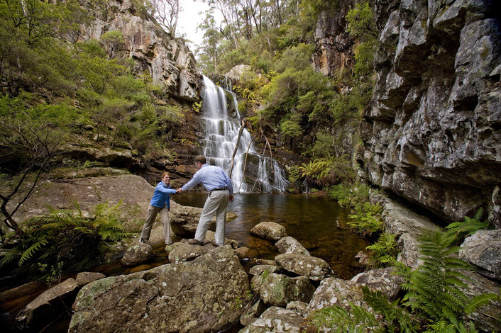 Blue Mountains - Kanangra Falls, Chris Jones, Destination NSW