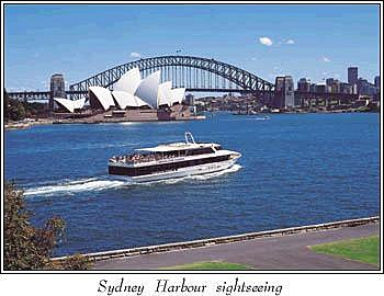 Sydney Harbour Sightseeing