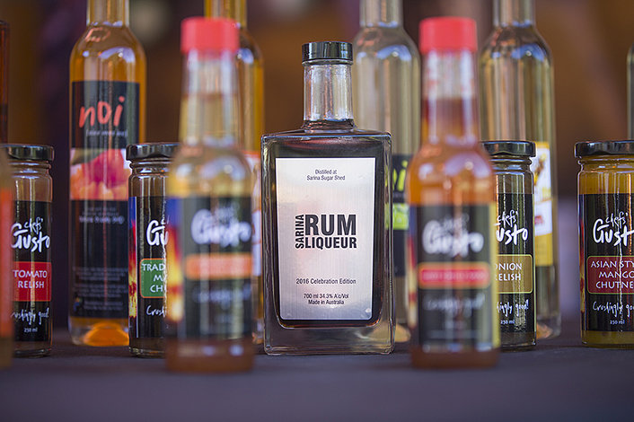 Sugar Shed Rum Liqueur and Gourmet Sauces