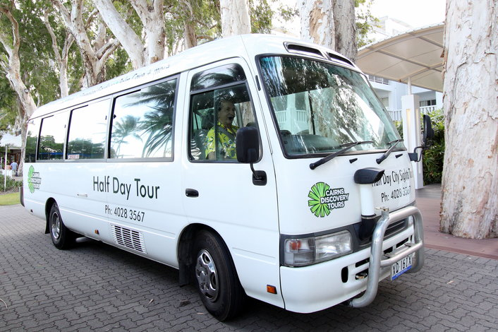 small personalised tour