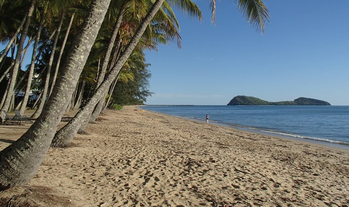 Palm Cove and Double island