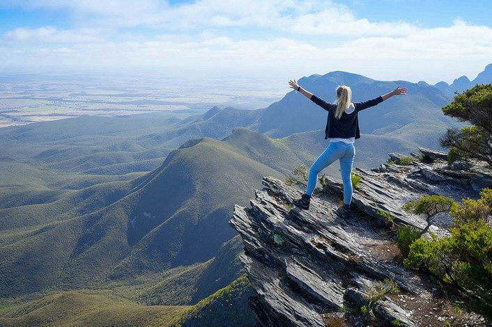 Bluff Knoll Look out