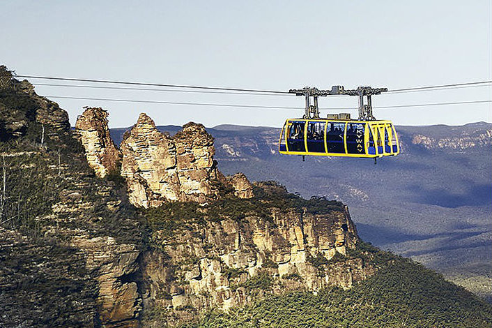 Blue Mountains 1 Day Tour with Featherdale Wildlife Park ...