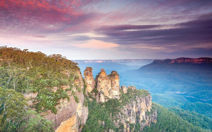 Sydney 3 Sisters & Blue Mountains