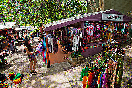 Kuranda village markets