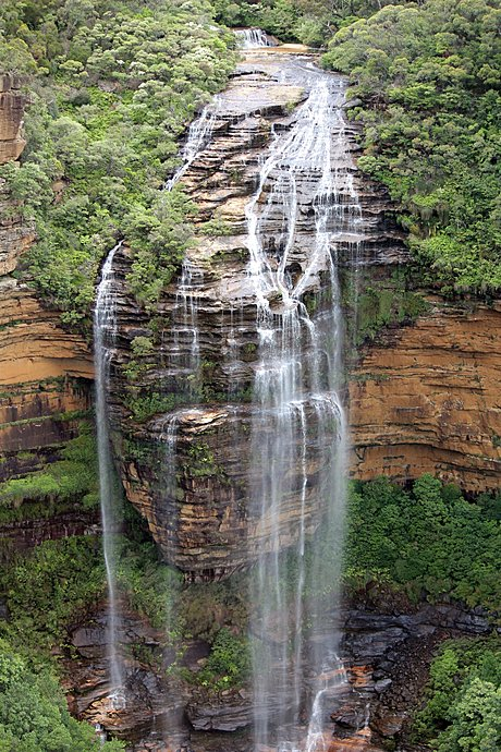 See the beauty of Wentworth Falls