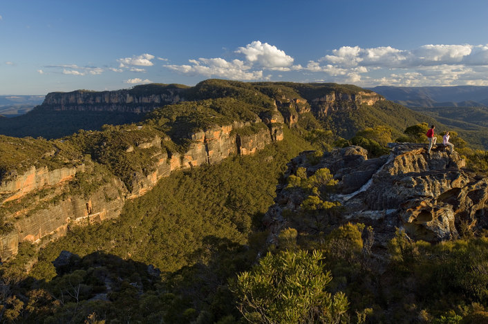 Blue Mountains - Views of Narrowneck, Chris Jones, Destination NSW