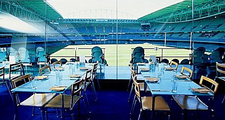 Etihad Stadium Arena View Lunch