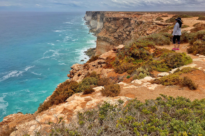The Great Australian Bight