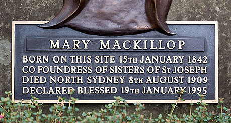 Saint Mary McKillop's Birthplace