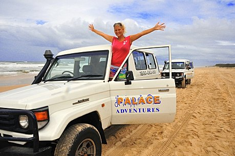 Palace Adventures Fraser Island