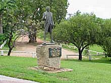 Captain Cook Statue - Cooktown