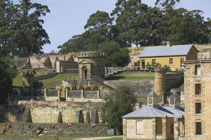 how to get to port arthur