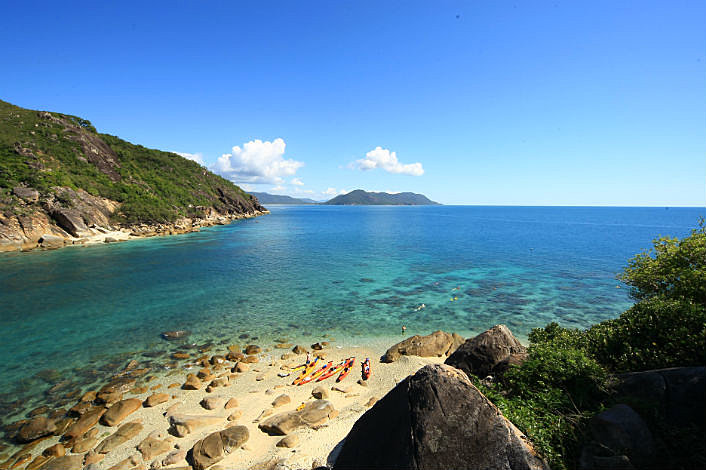little fitzroy island