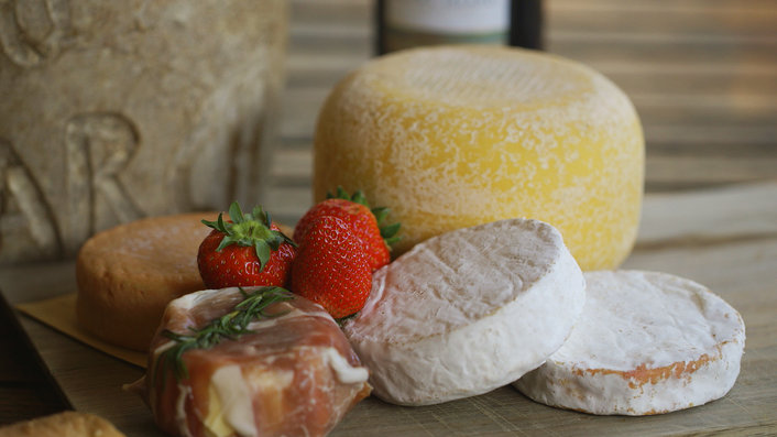 Bruny Island Cheeses