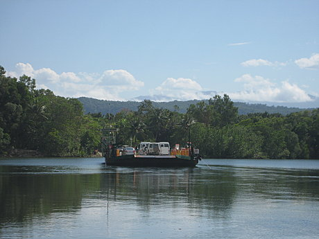 Daintree Cable Ferry