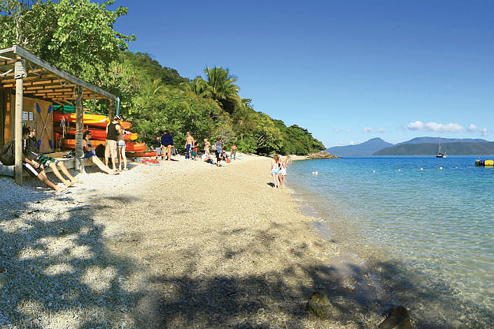 Welcome Bay Fitzroy Island