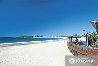 Sunshine Coast beach option