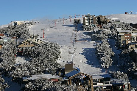 Bourke St, Mt Buller tour