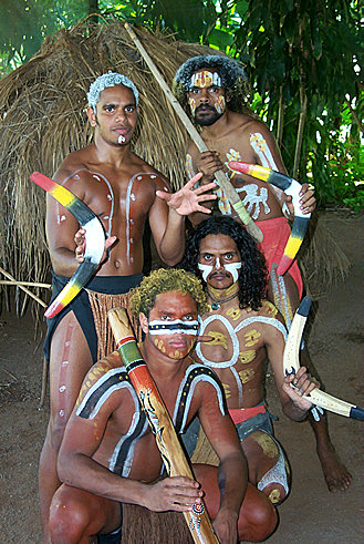 Rainforeststation - Pamagirri Aboriginal Culture