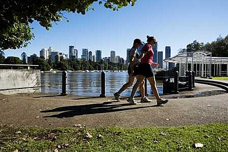 Brisbane is the lifestyle capital of Australia