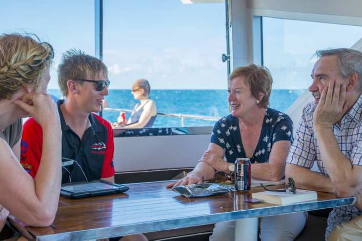 Meet some of Cairns' friendliest crew!