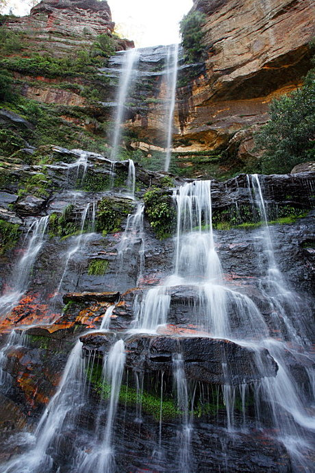 Blue Mountains 1 Day Tour with Featherdale Wildlife Park and River Cruise
