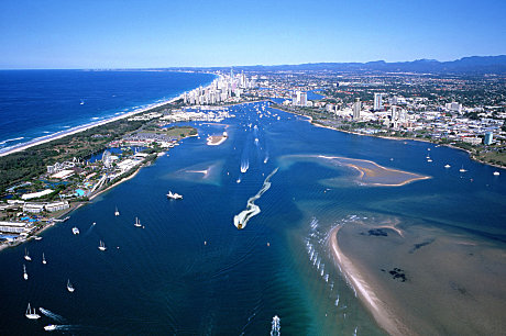 The Beautiful Gold Coast Broadwater