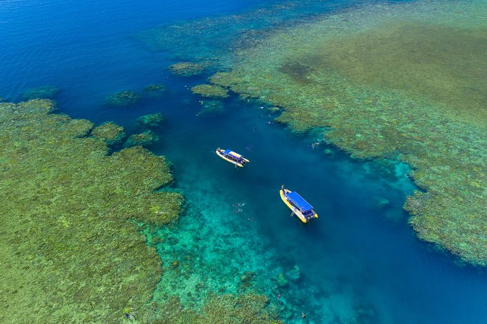 Remote Snorkelling locations