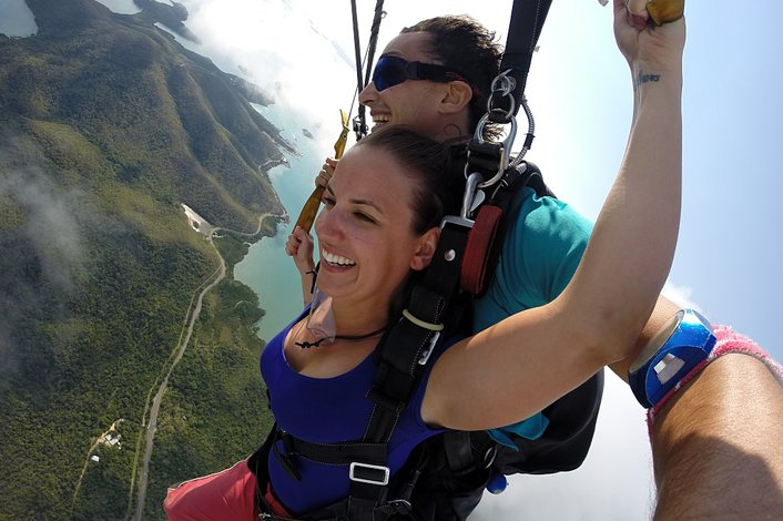 Skydive Airlie Beach #3