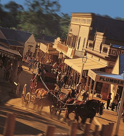 Sovereign Hill and Ballarat tour