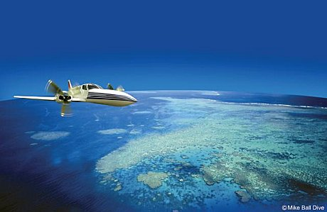 Scenic Flight to Lizard Island
