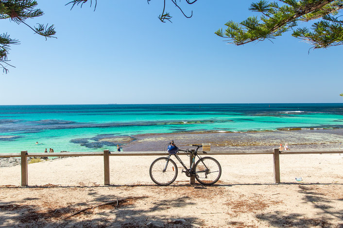 Rottnest with bike hire