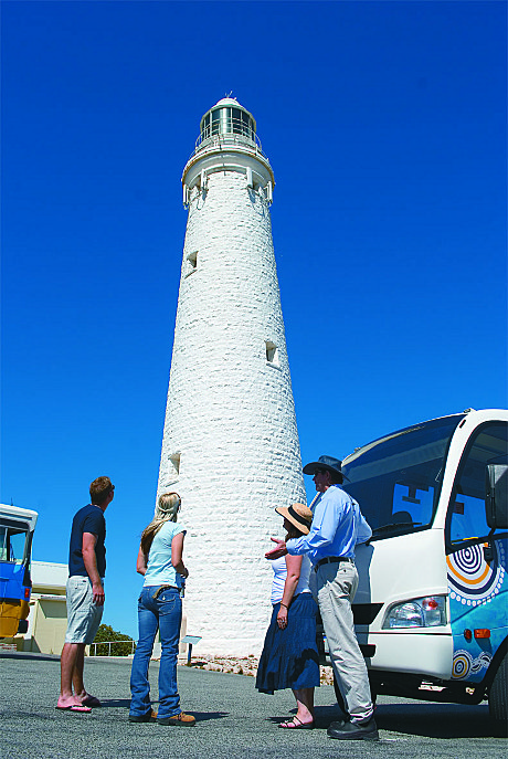 Wadjemup Lighthouse - Rottnest Island