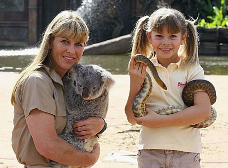 Cuddle a koala and pat a snake!