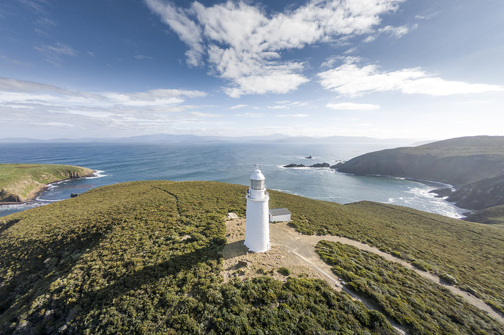 Photographic opportunities are amazing at Cape Bruny.