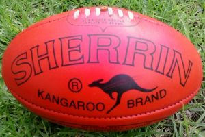 sherrin Aussie rules Football
