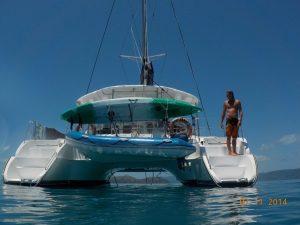 Whitsunday Sailing Advnetures 37371 Sailing