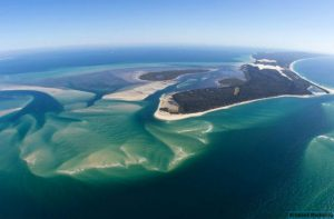 Destination Brisbane Moreton Island