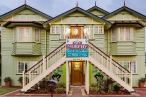 Beautiful old Queenslander - Murphy's B & B