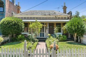 Victorian Era home in fitzroy melbourne