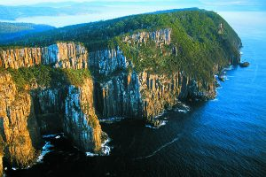 Bruny Island Majestic cliffs
