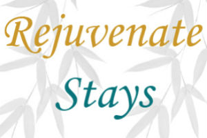 Rejuvenate Stays logo
