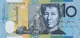 $10 Note Dame Mary Gilmore