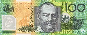 Sir John Monash on the $100 Note