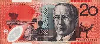 $20 Note featuring John flynn