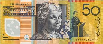 edith Cowan on the $50 note