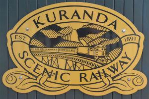 Emblem of Kuranda Scenic Railway